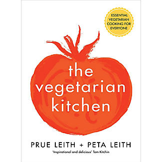 The Vegetarian Kitchen Cookbook by Prue Leith and Peta Leith