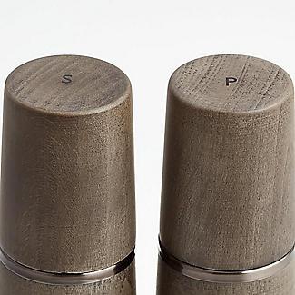 Cole & Mason Marlow Beech Wood Salt & Pepper Mill Set alt image 2