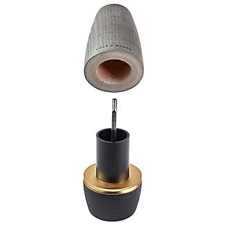 Cole & Mason Bridgewater Cast Iron and Beech Pepper Mill alt image 4