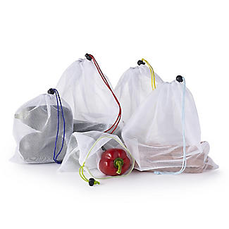 5 Lakeland Reusable Net Fruit and Vegetable Bags alt image 4