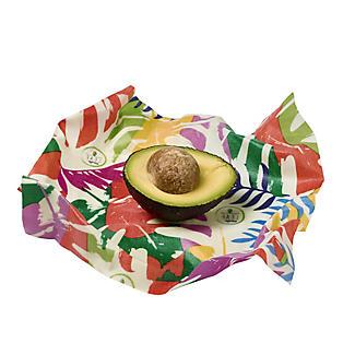 3 Lakeland Reusable Vegan-Friendly Leaf Food Wraps alt image 5