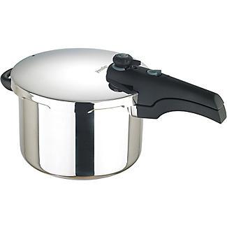 Prestige Smart Plus Stainless Steel Pressure Cooker 6 Litre