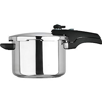 Prestige Smart Plus Stainless Steel Pressure Cooker 6 Litre alt image 3