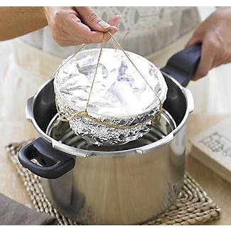 Prestige Smart Plus Stainless Steel Pressure Cooker 6 Litre alt image 5
