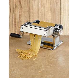 World of Flavours Pasta Machine – Stainless Steel alt image 6