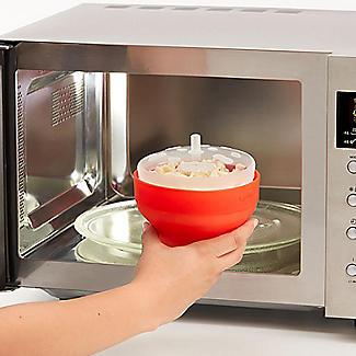 Lékué Mini Microwave Popcorn Maker  alt image 12