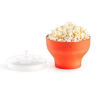 Lékué Mini Microwave Popcorn Maker