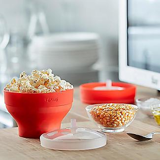 Lékué Mini Microwave Popcorn Maker  alt image 2