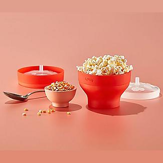 Lékué Mini Microwave Popcorn Maker  alt image 3