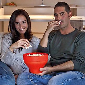 Lékué Large Microwave Popcorn Maker alt image 2