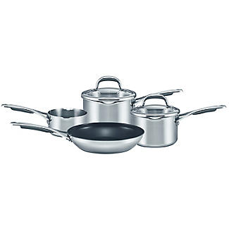 Meyer Select 4-Piece Stainless Steel Pan Set