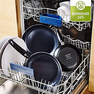 GreenPan Cambridge 3-Piece Saucepan Set – 16, 18 and 20cm alt image 2
