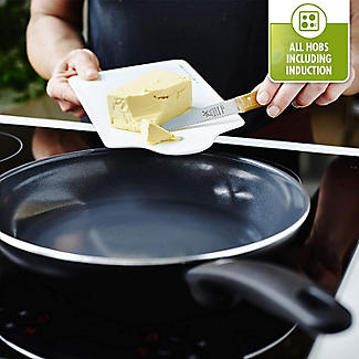 GreenPan Cambridge 2-Piece Frying Pan Set – 24 and 28cm alt image 5