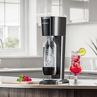 SodaStream Genesis Sparkling Water Maker Black 1217511449 alt image 2