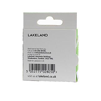 150 Freezeasy Plain White Adhesive Freezer Labels (4cm) alt image 3
