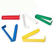 5 Klippits Verschlußklemmen für Verpackungen - 9 cm