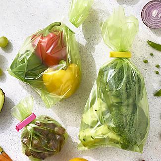 30 Klippits Food Storage & Sealing Bag Clips - 9cm alt image 2