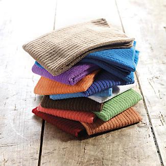 12 Large Microfibre Cloths Towels Set