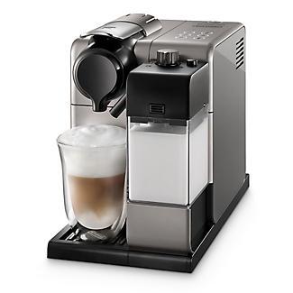 De'longhi Nespresso Lattissima Touch Paladium Silver Coffee Pod Machine EN550.S alt image 2