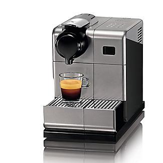 De'longhi Nespresso Lattissima Touch Paladium Silver Coffee Pod Machine EN550.S alt image 3