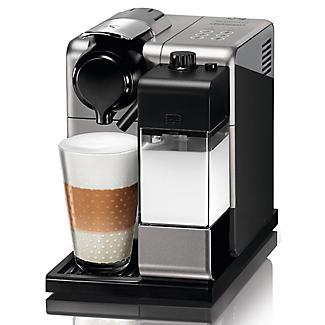 De'longhi Nespresso Lattissima Touch Paladium Silver Coffee Pod Machine EN550.S alt image 7