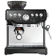Sage The Barista Express Bean To Cup Coffee Machine Black BES870UK