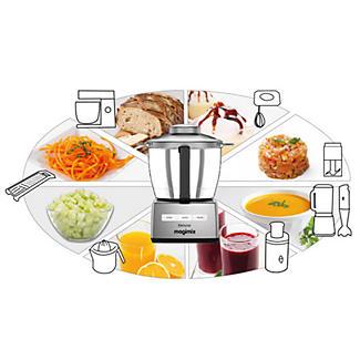Magimix Le Patissier Multifunction Food Processor Satin 18619 alt image 4