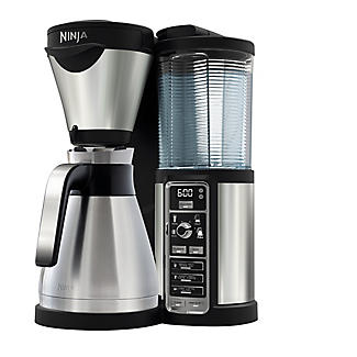 Ninja Coffee Bar Auto-iQ Coffee Machine with Thermal Carafe CF065UK