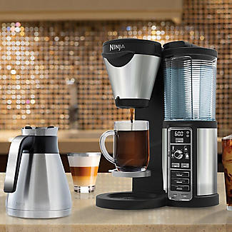 Ninja Coffee Bar Auto-iQ Coffee Machine with Thermal Carafe CF065UK alt image 4