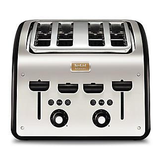 Tefal Maison 4 Slice Toaster Black TT7708UK alt image 2
