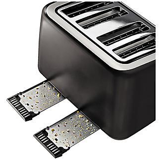 Tefal Maison 4 Slice Toaster Black TT7708UK alt image 5