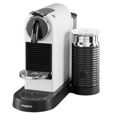 Magimix Nespresso Citiz White with Milk 11319
