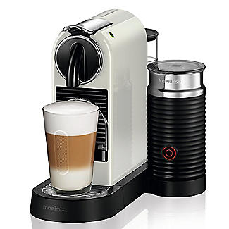 Magimix Nespresso Citiz White with Milk 11319 alt image 6