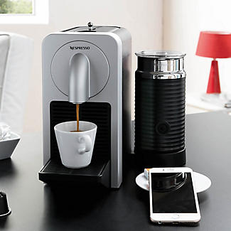 Magimix Nespresso Prodigio and Milk Coffee Machine Silver 11376 alt image 2