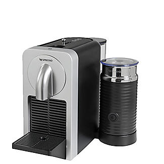 Magimix Nespresso Prodigio and Milk Coffee Machine Silver 11376 alt image 5