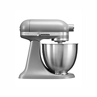 KitchenAid Artisan Mini 3.3 Litre Stand Mixer Matte Grey 5KSM3311XBFG
