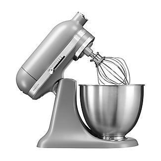 Kitchenaid Artisan Mini Stand Mixer 3 3l Grey 5ksm3311xbfg Lakeland