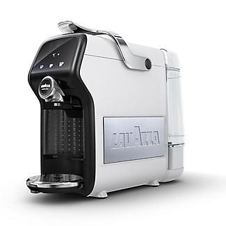 lavazza magia plus coffee machine 10080219 ice white. Black Bedroom Furniture Sets. Home Design Ideas
