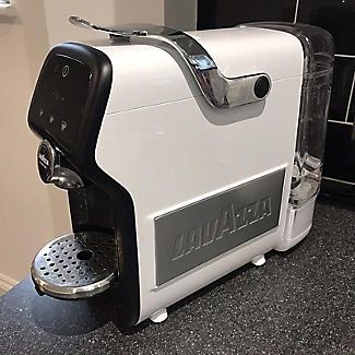 Lavazza Magia Plus Coffee Machine Ice White alt image 2