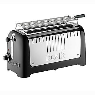 Dualit 2-Slot Long Lite Toaster 46025 alt image 4