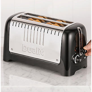 metallic rack newgen toaster with steel dualit com polished slice parts in stainless slot black spare warming motorsportwjd lite