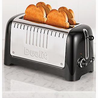 Dualit 2-Slot Long Lite Toaster 46025 alt image 7