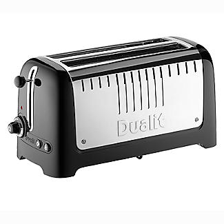 Dualit 2-Slot Long Lite Toaster 46025 alt image 8