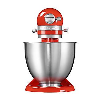 KitchenAid Artisan Mini 3.3 Litre Stand Mixer Hot Sauce 5KSM3311XBHT alt image 3