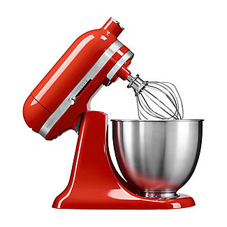 KitchenAid Artisan Mini 3.3 Litre Stand Mixer Hot Sauce 5KSM3311XBHT alt image 4