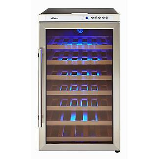 Crosslee Hostess 40-Bottle Wine Cabinet