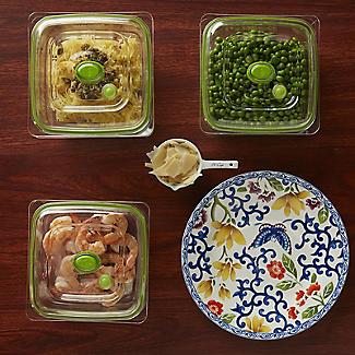 2 Foodsaver Fresh Food Container Jars alt image 3