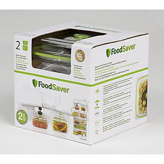 2 Foodsaver Fresh Food Container Jars alt image 5