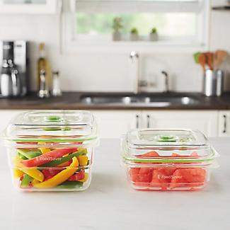 2 Foodsaver Fresh Food Container Jars alt image 7