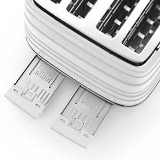 De'Longhi Avvolta Toaster White CTA4003.W alt image 5